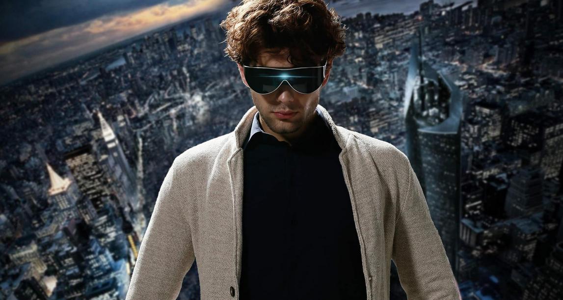 粤嵌VR培训看立体着色二次投影技术