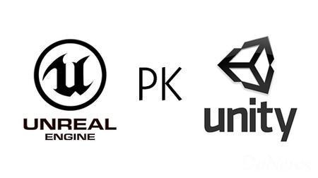 粤嵌Unity3D培训看与UE4的碰撞