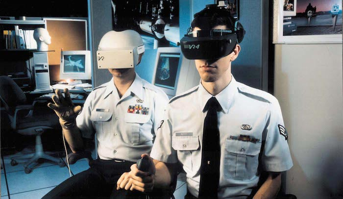 VR培训飞行员!粤嵌VR培训简单介绍COSAC-VR