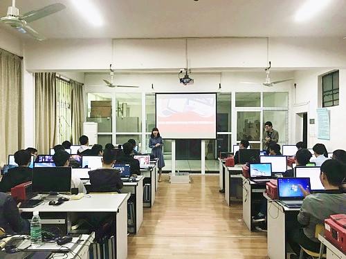 粤嵌—江西信息应用职业技术学院卓越工程师班正式开班