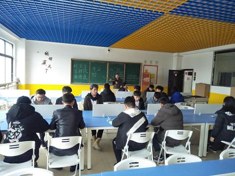 贵州城市职业学院粤嵌众创空间开展科技周活动