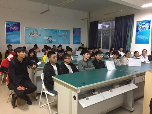 粤嵌—湖北第二师范学院招募动员大会圆满举行