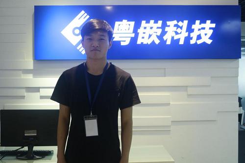 粤嵌Android培训班学员:有能力无论走到哪里都是不可多得的人才