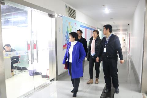 摩鑫—苏州工商学院校企共建校外实践基地授牌仪式圆满成功