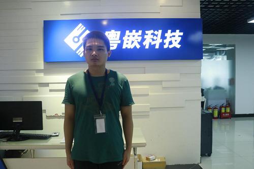 作为一个普通的应届毕业生,我来到了粤嵌VR培训机构