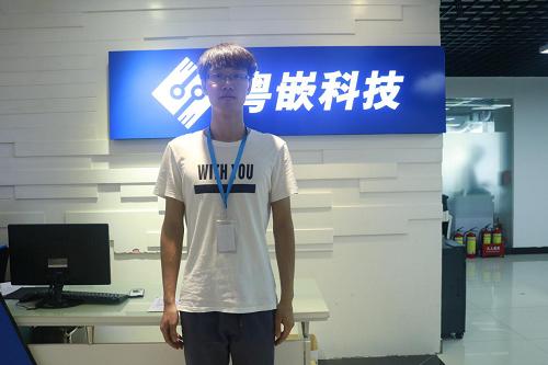 我在粤嵌HTML5培训机构的日子