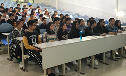 重庆电子工程职业学院众创空间招募动员会圆满举行