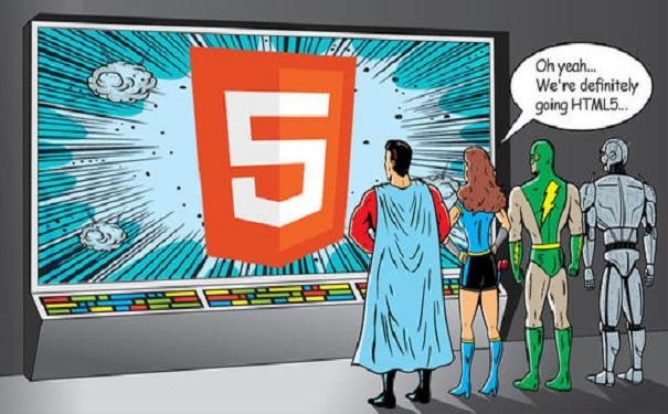 HTML5培训机构讲解HTML5就业发展前景