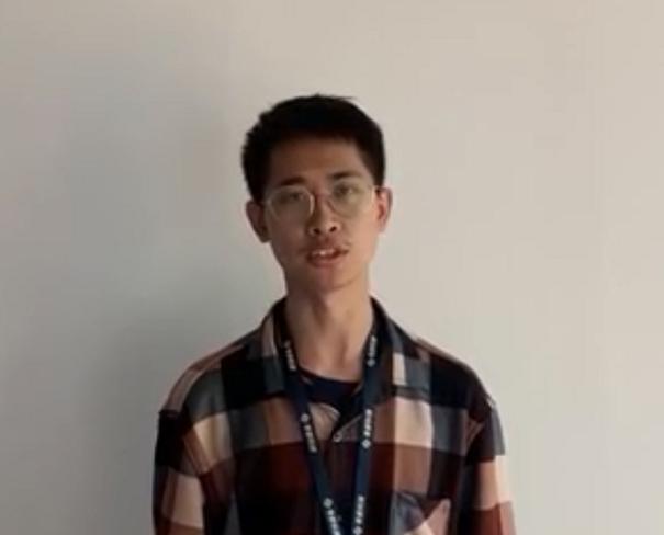 广东技术师范大学卢健明—分享两个我的面试经验,希望能对你有帮助