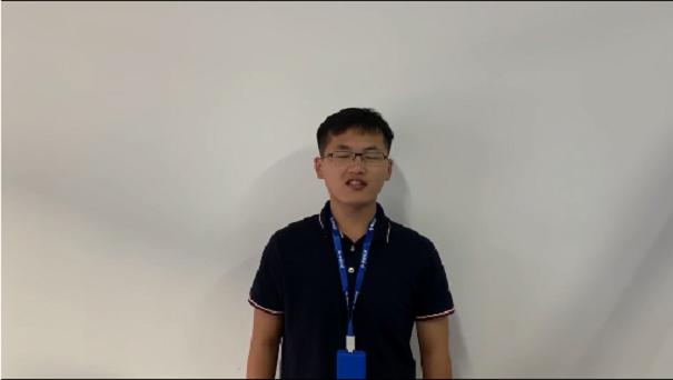郭梓成:粤嵌的老师教的不错,做的项目也多!