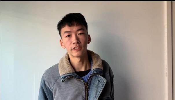 南昌理工学院-王甫海:从零开始学习也不是很难!