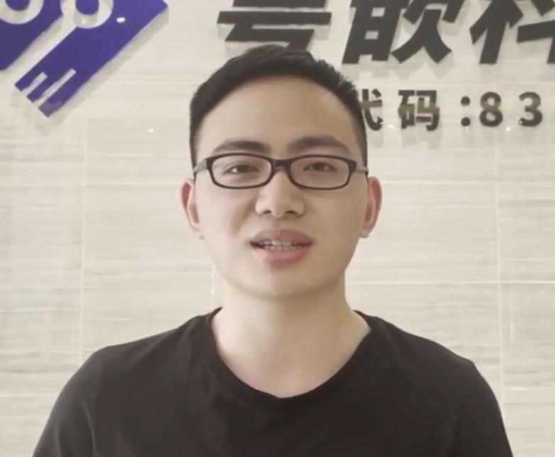 Java培训班优秀毕业生-杨杰