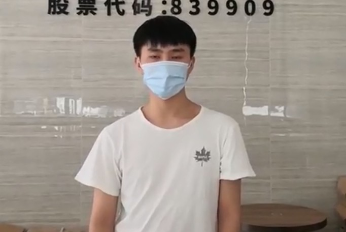 Web前端培训班毕业学员--刘洪亮