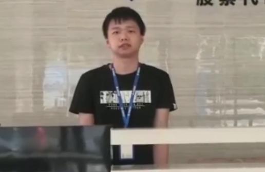 粤嵌HTML5培训班优秀毕业生朱伟华就业感言!