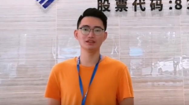 粤嵌嵌入式培训班优秀毕业学员蔡钰深就业感言!