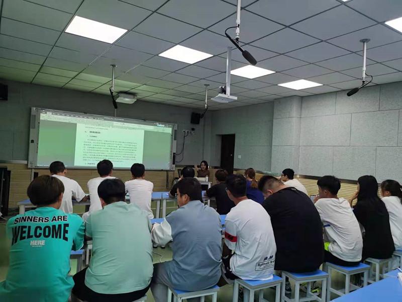 《粤嵌教育》陕西邮电职业技术学院双创讲座顺利结束