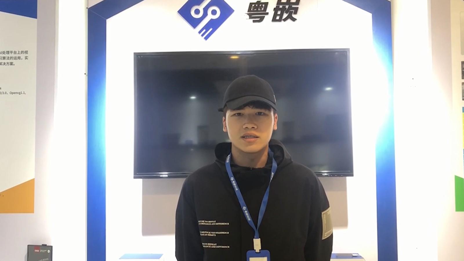 粤嵌Java培训优秀毕业生--冯伟豪
