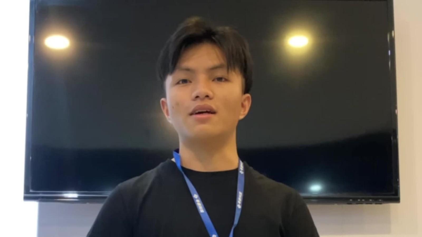 粤嵌嵌入式培训班毕业学员龙胜旭就业感言!